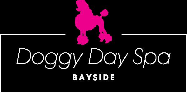 Doggy Day Spa Bayside Retina Logo